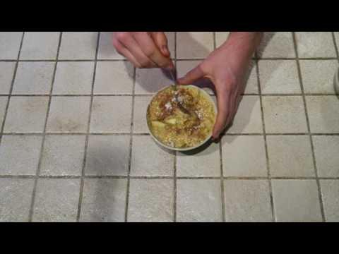 """la-recette-pour-un-déjeuner-rapide-et-équilibré!!!-le-""""bowl-cake"""""""
