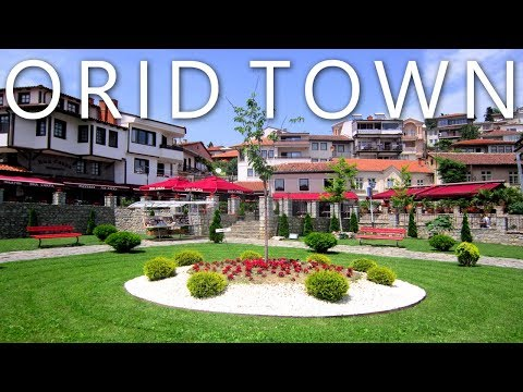 Ohrid Old Town - 12 things to see & do