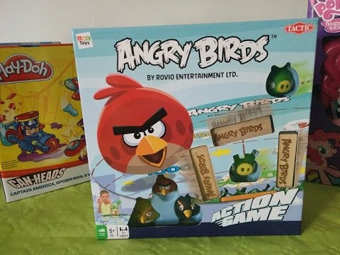 Angry Birds Juego Action Game Y6gybf7