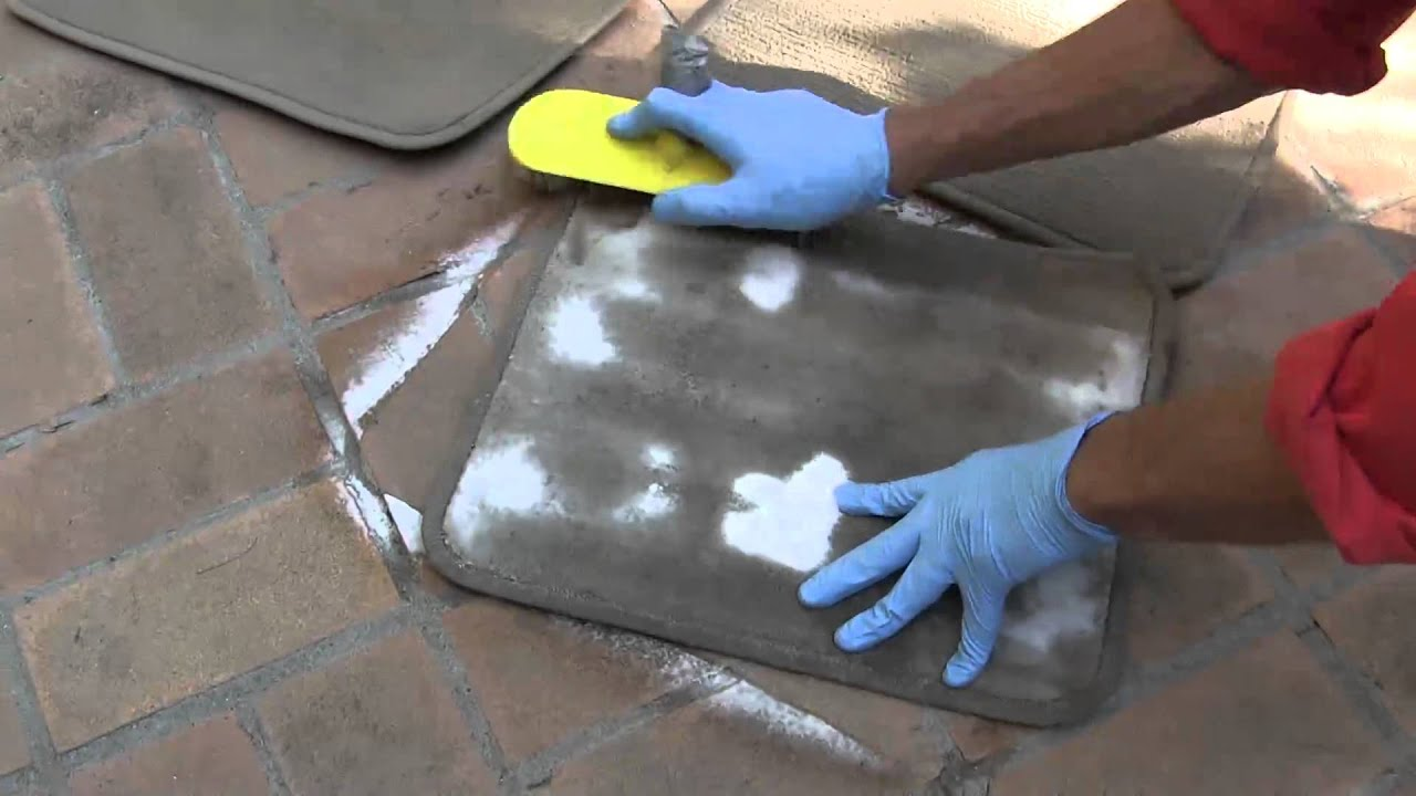 Car Wash Brush >> How to clean car carpets - The easy way - YouTube