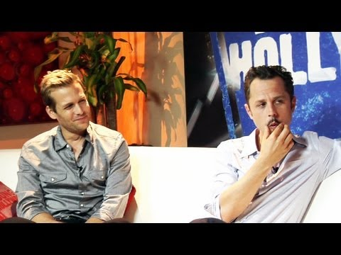 Giovanni Ribisi & Gabriel Macht: Two 'Middle Men', One 'Tache