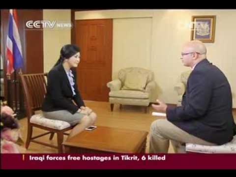 Exclusive interview: Yingluck on ongoing political stalemate in Thailand (part 2)
