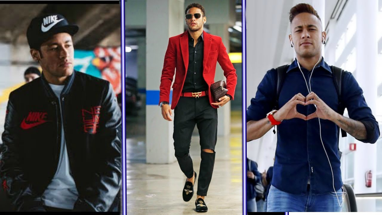 neymar jr 2017 swag clothing vs 2016 swag clothing hd