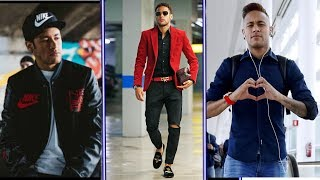 Neymar Jr ●  2017 Swag Clothing Vs 2016 Swag Clothing ●  HD