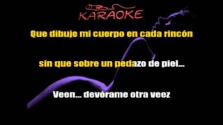 Karaoke - Salsa - Devórame otra vez - Lalo Rodriguez