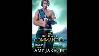 The Highland Commander Book Trailer