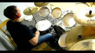 bullet for my valentine hand of blood drum cover (C) Respective Owners