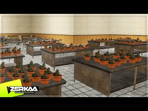 1000 CACTUS POTS IN A ROOM! (Prop Hunt)