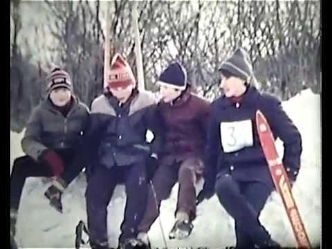 Школа №16 города Кирова в 1988 (Без звука)
