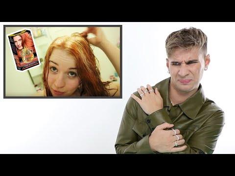 Hairdresser Reacts: Black