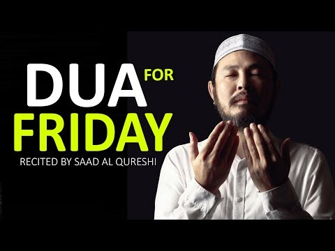 SPECIAL DUA FOR FRIDAY ♥ ᴴᴰ - JUMMAH MUBARAK!!!!