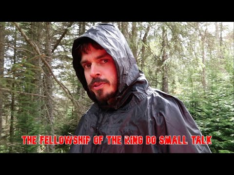 The Fellowship Of The Ring Do Small Talk