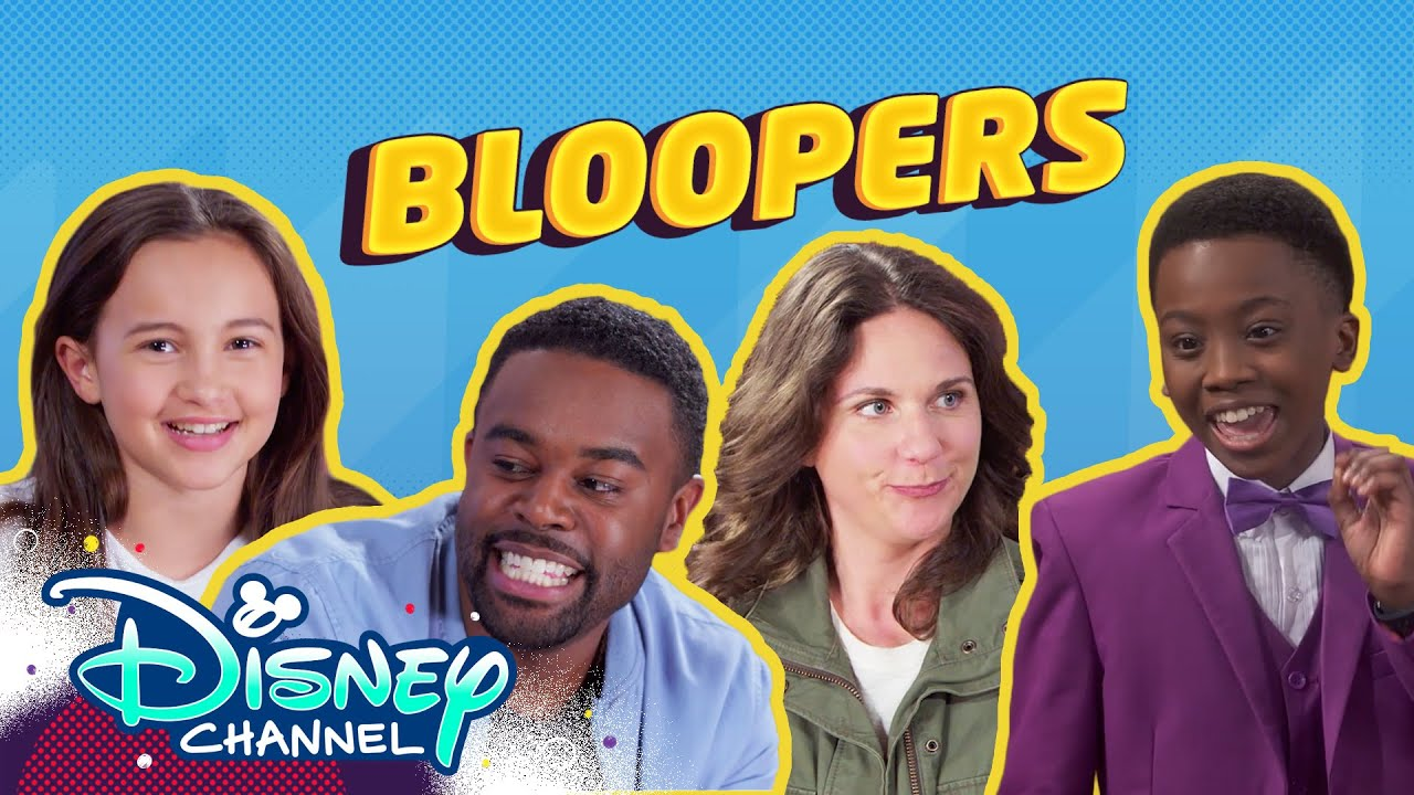 Download Bloopers!   Roll It Back   Just Roll with It   Disney Channel
