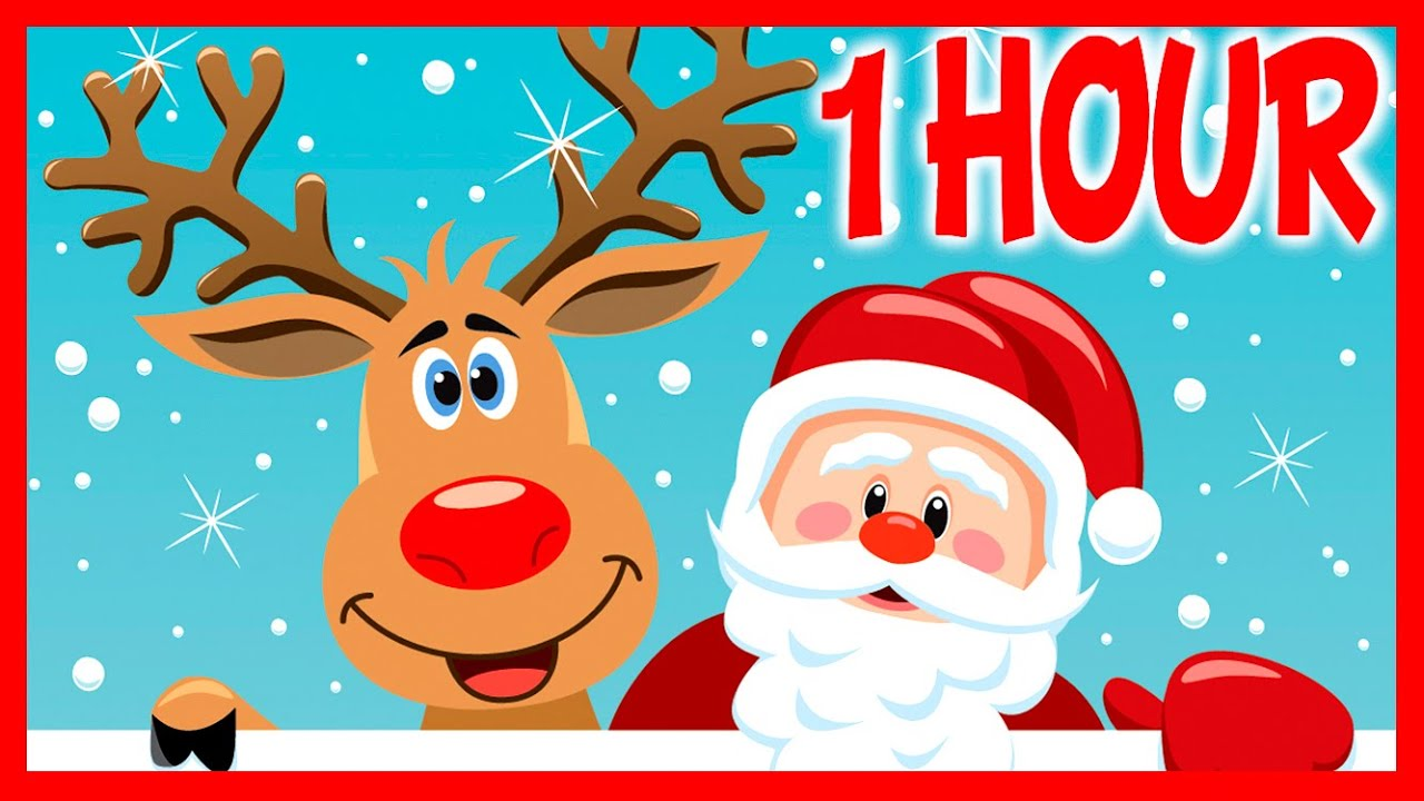We wish you a Merry Christmas & more 1 HOUR Christmas Carol songs ...