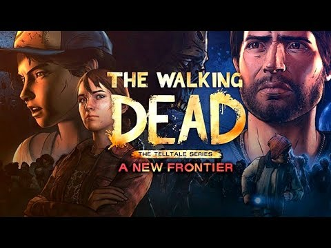 The Walking Dead: A New Frontier FULL Season 3 Telltale Series All  1080p HD