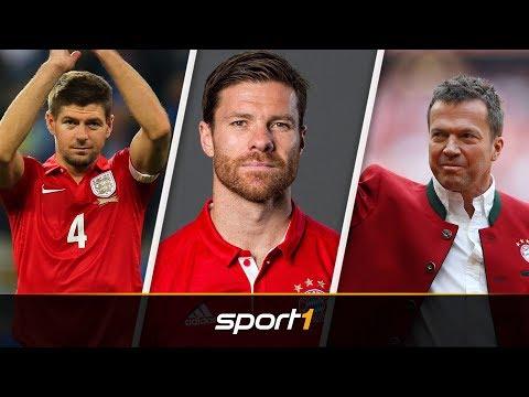 Auf Sport1 fordern die Legenden des FC Bayern München die All-Stars des FC Liverpool   SPORT1