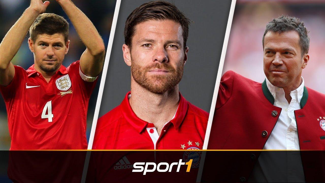 Auf Sport1 Legenden Des Fc Bayern München Fordern Die All Stars Des