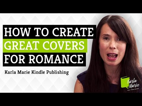 How to Create Great Covers for romance ebooks and Kindle