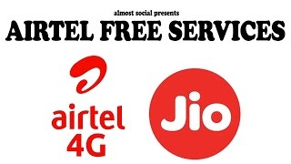 Unlimited Free Calls with Internet by Airtel