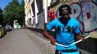 No Limit - Wiz Khalifa Drum Video | Ralph Nader |