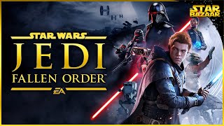 The Heroes And Villains Of Jedi Fallen Order | Star Wars Jedi Fallen Order Lore