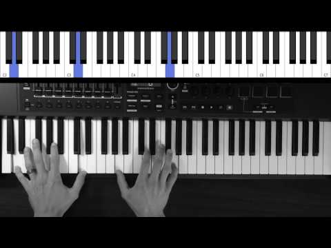 Piano Tutorial - Anchor by Bethel Music