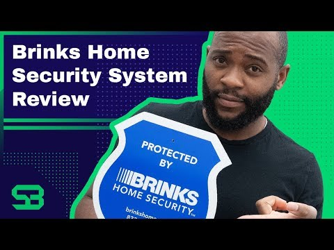 Brinks Home Security System Review