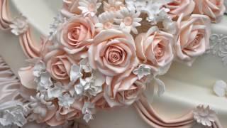 Большой свадебный торт (Large wedding cake)