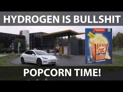 Why Hydrogen Is Bullshit - Part 2