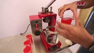 Manual Cup Sealing Machine (For Aluminium Foils)