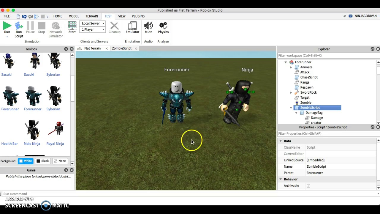 How to Make NPCs Attack Each Other on Roblox Studios