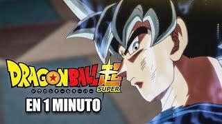 Dragon Ball Super en 1 Minuto