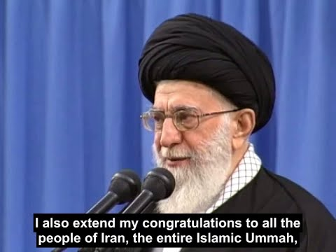 29th Conference on Islamic Unity on Prophet Muhammad's Birthday- Ayt Khamenei's Speech English