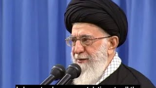 29th Conference on Islamic Unity on Prophet Muhammad's Birthday- Ayt Khamenei's Speech English