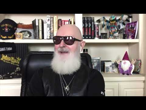Judas Priest's Rob Halford, The Complete UCR Interview, 2021