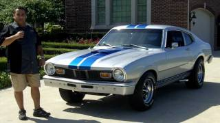 1977 Ford Maverick Classic Car for Sale in MI Vanguard Motor Sales