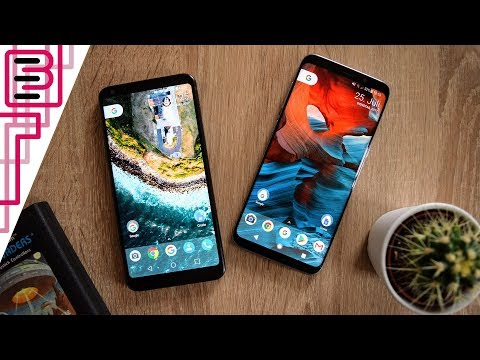 Make your LG G6 or Galaxy S8 look like Stock Android!