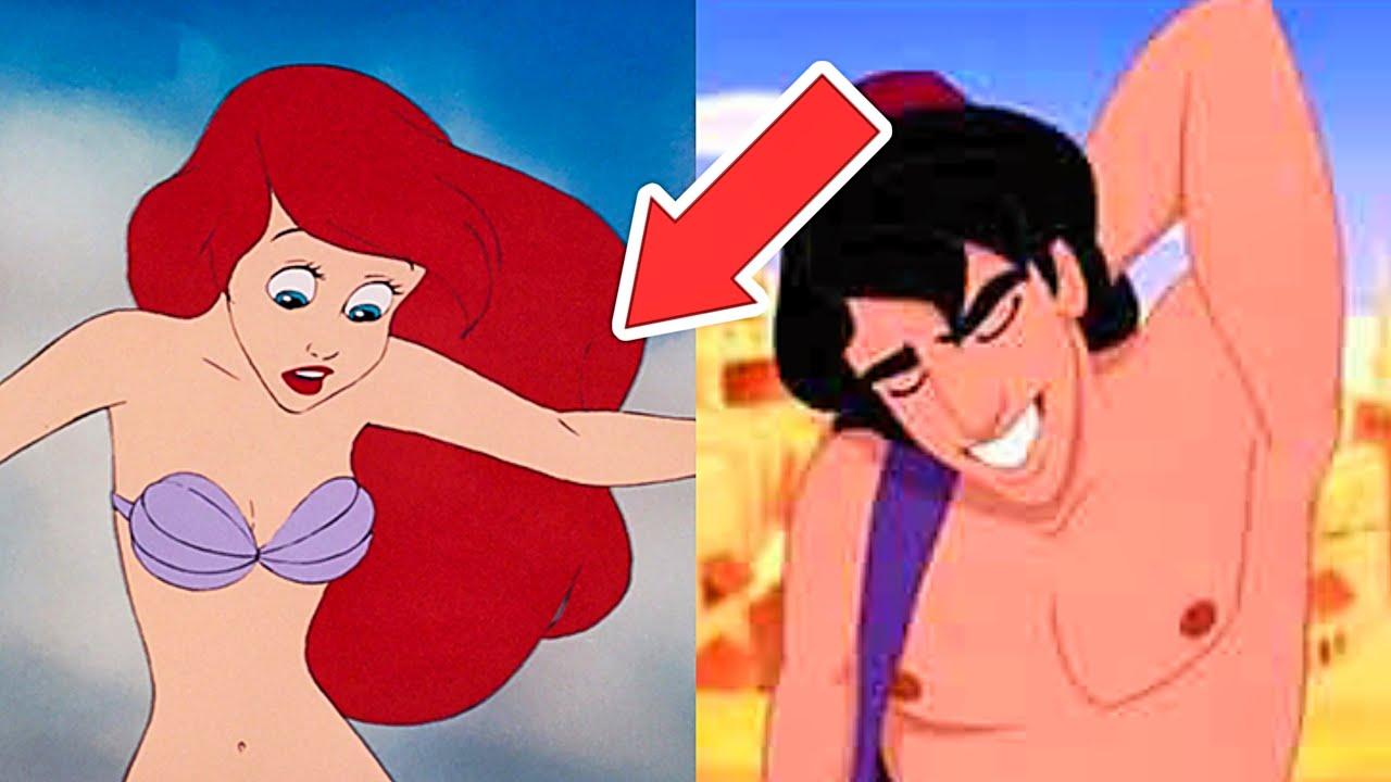 Subliminal Messages In Disney Images