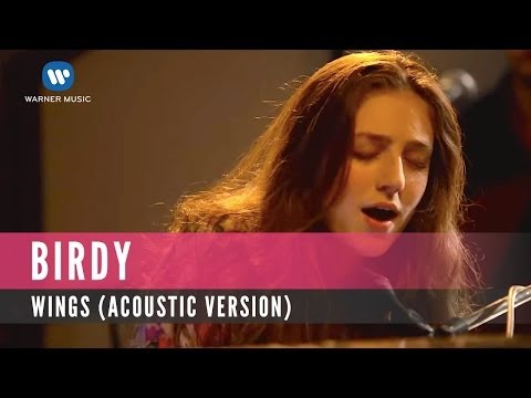 Birdy - Wings  (Acoustic)