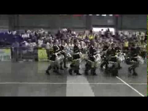 AP klub Brušperk - Teens / Mistrovství Evropy mažoretek 2013 Brno - Defilé juniorky