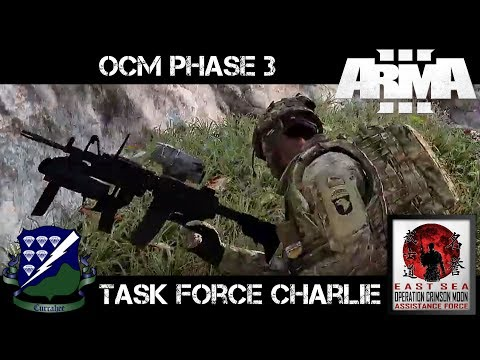 Operation Crimson Moon Phase 3 - Task Force Charlie