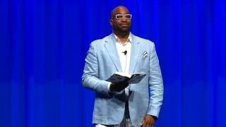 Kwame Alexander at the ILA 2016 Conference