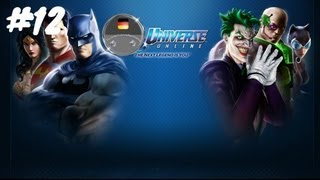 Lets Play DC Universe Online #12 [German] - Area 51 Beendet