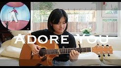 Adore You - Harry Styles (fingerstyle guitar) (free tabs)