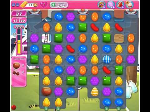 how to clear candy crush level 242
