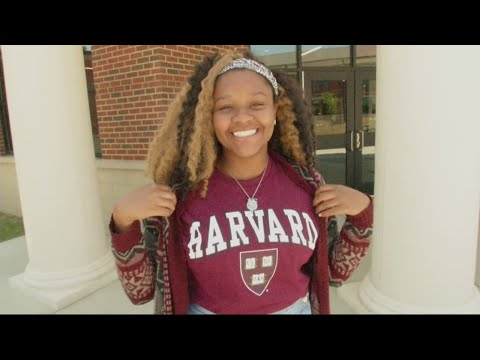 Local student gets full ride to Harvard University