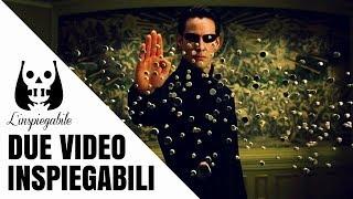 Due strani video che sfidano qualsiasi logica