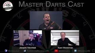 Master Darts Cast 5 mei 2021