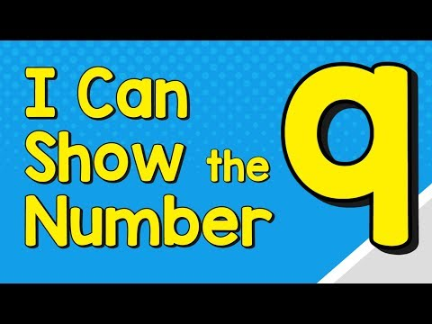 I Can Show the Number 9 in Many Ways | Number Recognition | Jack Hartmann