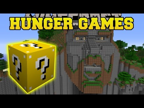 Minecraft: TEMPLE OF NOTCH HUNGER GAMES -...